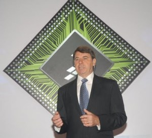 Rich Beyer, chairman and CEO, Freescale Semiconductor