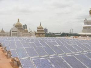 India PV end market – opportunities in urban applications.