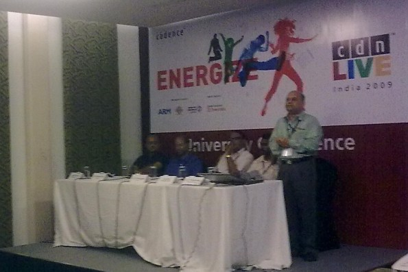 Panel discussion @ CDN Live, Bangalore: What does it really take for students to be industry-ready?