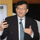 Lip-Bu Tan, president and CEO, Cadence Design Systems @ CDNLive in Bangalore, India.