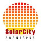 The SolarCity logo.