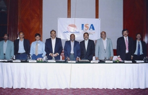 The India Semiconductor Association is born -- Oct. 28th, 2004!