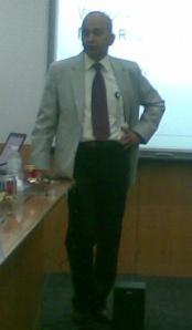 Dr. Biswadip (Bobby) Mitra, president & MD, TI India.