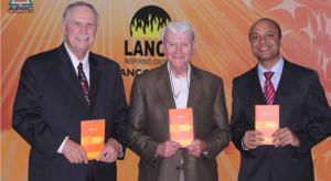 (L-R): Daniel D. Martin, executive VP, PV Group, SEMI, Stanley T. Myers, president and CEO, SEMI, and Sathya Prasad, president, SEMI India, at SOLARCON India 2010, Hyderabad.