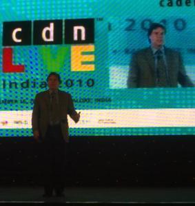 John Bruggeman, CMO, Cadence Design Systems.