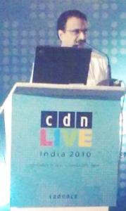 R Parthasarathy, CMD, CADD Centre.