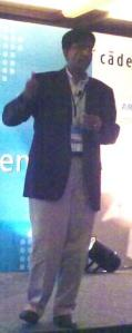 Rajesh Subramaniam, MD, Walden India Advisors.