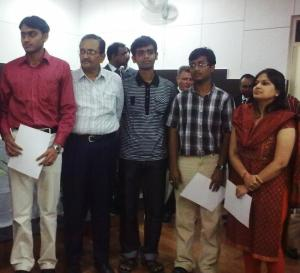 More winners at the RV-VLSI design contest!