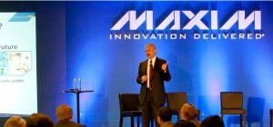A view of Maxim's Analyst Day 2011.