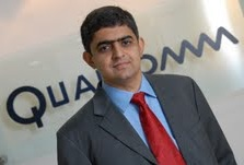 Dr. Sandeep Sibal, country manager and VP - Business Development, Qualcomm India & South Asia.