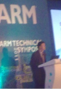 Jeff Chu, director of Consumer, Client Computing at ARM.