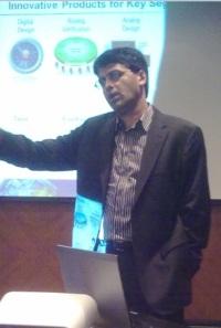 Rajeev Madhavan, chairman & CEO, Magma.