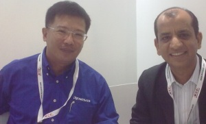Jeffrey Soh and Sunil Dhar, Renesas.