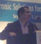 Dr. Anurag Srivastava, CTO and senior VP, Wipro.