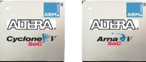 Altera's SoC FPGAs.