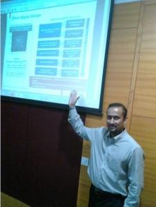 Rahul Deokar, product management director, Cadence.