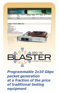 Blaster flow simulation solution.