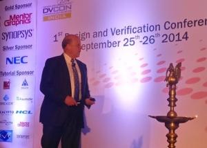 DVCON India 2014.